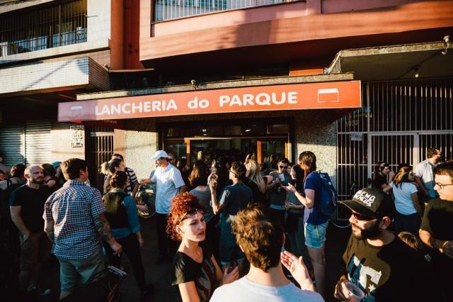 "José Francisco Botelho: ""Como reencontrei Porto Alegre"" Omar Freitas/Agencia RBS"
