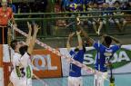 Cruzeiro e Campinas se enfrentam na primeira rodada das semifinais Washington Alves/CBV / Inovafoto