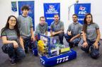 Alunos de escola pública de Gravataí vão disputar final mundial de campeonato de robótica Omar Freitas/Agencia RBS