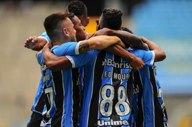 Grêmio abre venda de ingressos para jogo com Guaraní na Arena BRUNO ALENCASTRO/Agencia RBS