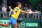 Thiago Monteiro ganhará vaga de Nishikori no Aberto dos EUA Divulgação/Federação Equatoriana de Tênis