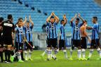 Dificilmente o Grêmio terminará o domingo sem ter garantido uma boa vantagem na Arena BRUNO ALENCASTRO/Agencia RBS