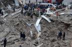 Explosão deixa quatro feridos na Turquia ILYAS AKENGIN/AFP