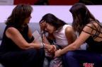 """Vivan, Ieda e Emilly: o exemplo de empatia que surgiu no """"BBB 17""""  Reprodução/TV Globo"""