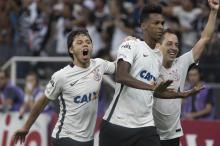 O reencontro de Inter e Jô Daniel Augusto Jr./Corinthians,Divulgação