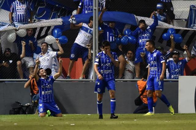 Quem foi Godoy Cruz, que dá o nome ao adversário do Grêmio na Libertadores NORBERTO DUARTE/AFP