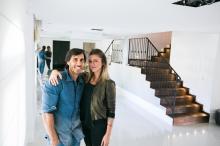 Conheça o Espaço Claus e Vanessa, local para comemorações localizado na residência do casal de músicos Andréa Graiz/Agencia RBS