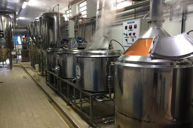 Cervejaria Al Capone inaugura fábrica noDC Shopping Felipe André Dorscheid/Divulgação/Al Capone