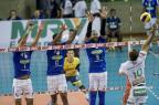 Campinas recebe o Cruzeiro para o segundo jogo da semifinal da Superliga masculina Washington Alves/CBV