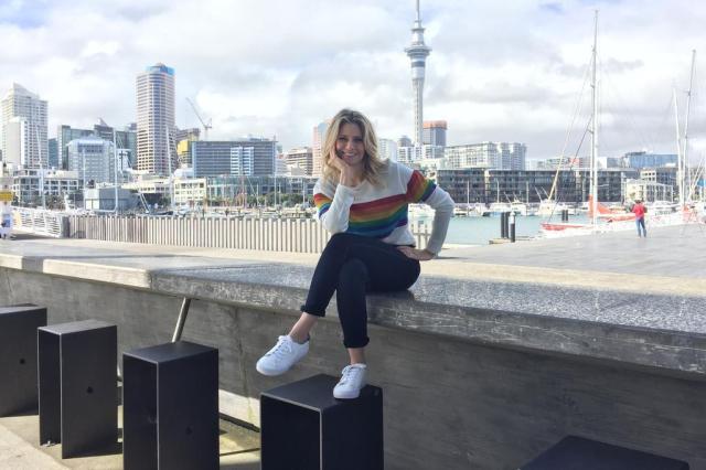 """""""Lugar Incomum"""", programa de Didi Wagner no Multishow, estreia temporada sobre a Nova Zelândia Tomaz Viola/Multishow,Divulgação"""