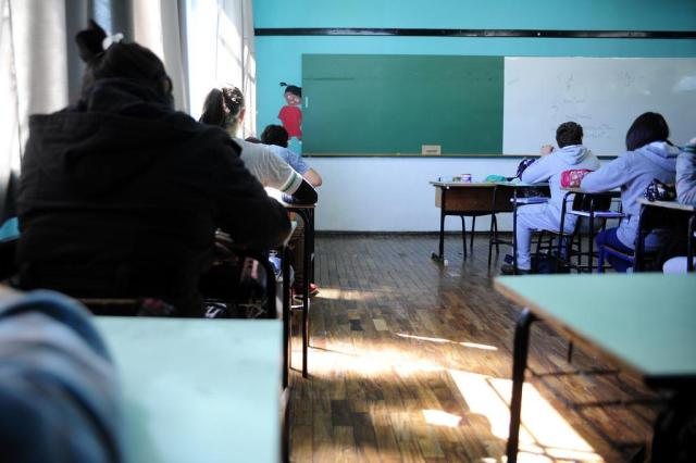 Governo do RS vai nomear 269 professores para escolas estaduais Marcelo Casagrande/Agencia RBS