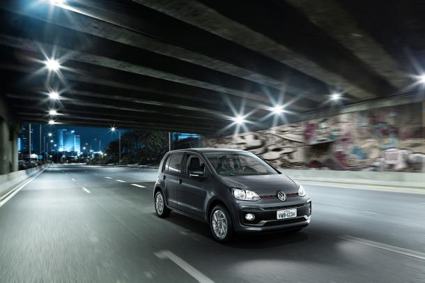 Renovado Volkswagen up! 2018 chega nos próximos dias Volkswagen, DV/