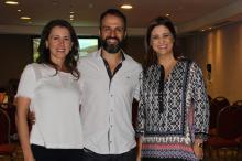 Galeria: Fabiano Gomes e Ana Claudia Costa apresentam roteiro da4ª Experiência da Felicidade Divulgação/