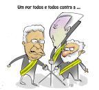 Iotti: todos contra a Lava-Jato Iotti/Agencia RBS