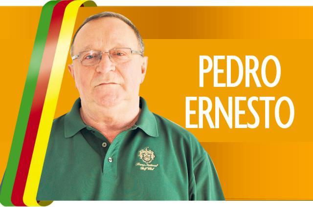 """Pedro Ernesto: """"Jogo limpo"""" Reprodução/Reprodução"""