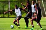 Inter inicia preparação para enfrentar o Corinthians pela Copa do Brasil