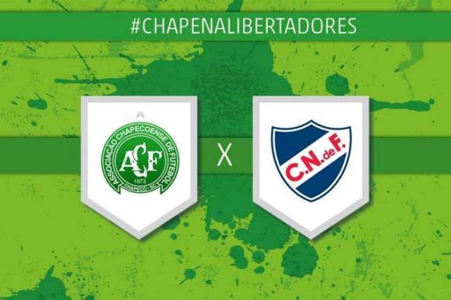 Chapecoense conta com a força da Arena Condá para passar pelo Nacional do Uruguai Arte DC/Agência RBS