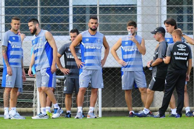 Grêmio define logística de retorno do Paraguai após jogo com Guaraní Bruno Alencastro/Agencia RBS