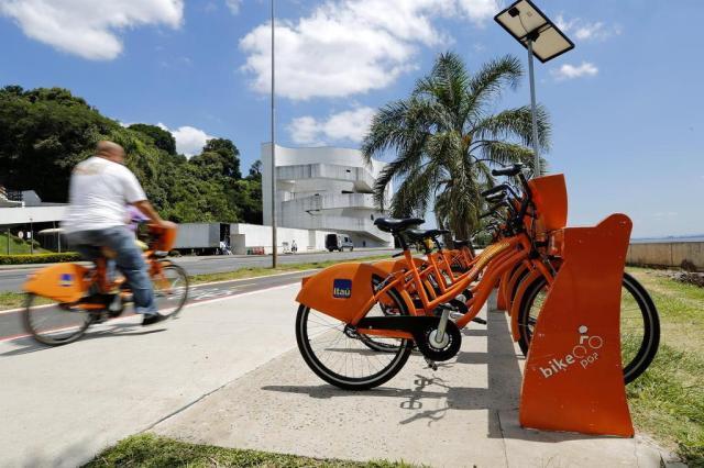 Para comemorar 1 milhão de viagens, BikePoa dará passe livre por um ano a seis usuários Mateus Bruxel/Agencia RBS