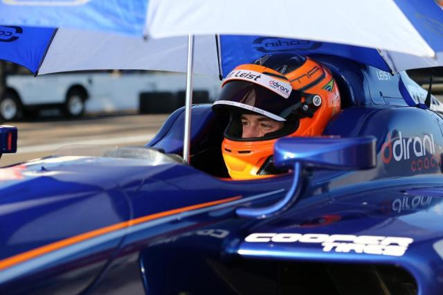 Matheus Leist encara desafio inédito em circuito misto na Indy Lights LLC Photo/Divulgação