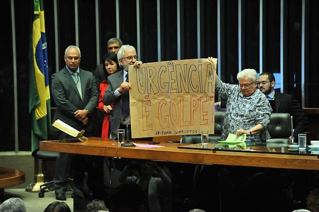 Câmara rejeita pedido de urgência para projeto da reforma trabalhista J.Batista / Câmara dos Deputados/