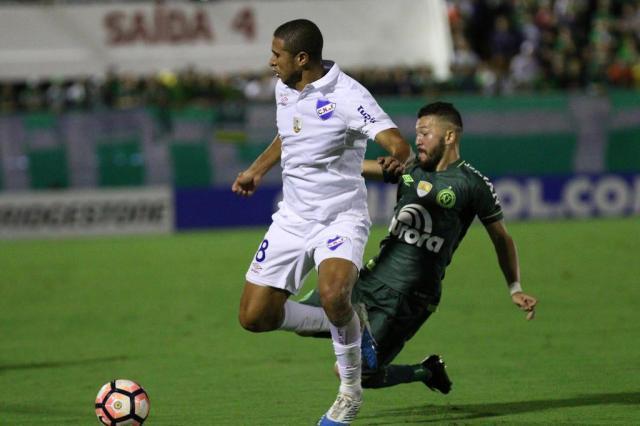 Chapecoense vai com time reserva para Criciúma Márcio Cunha./Especial