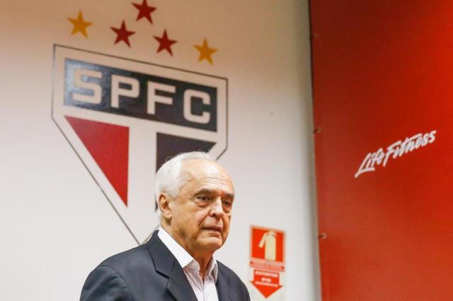 São Paulo reelege presidente até 2020 Marcello Zambrana/Agif / Agência O Globo