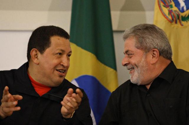 Delator diz que pediu a Lula que interviesse junto a Chávez em defesa do grupo Ver Descrição/Ver Descrição