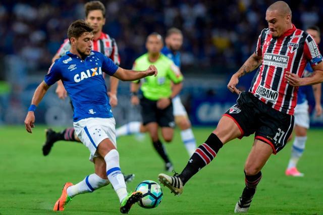 São Paulo vence no Mineirão, mas Cruzeiro avança na Copa do Brasil Washington Alves / Cruzeiro/Cruzeiro