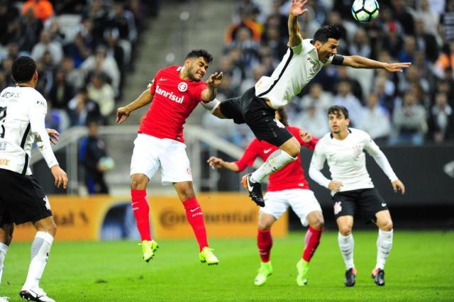 Leonardo Oliveira: eliminar o Corinthians resgata o orgulho colorado Carlos Macedo/Agencia RBS