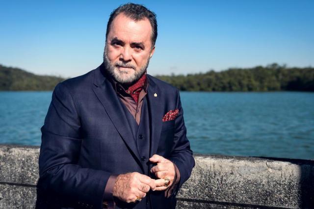 """Tony Ramos é o Diabo em """"Vade Retro"""", série que estreia na RBS TV nesta quinta Ramón Vasconcelos/TV Globo/Divulgação"""