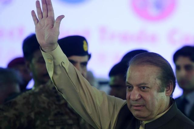 Suprema Corte do Paquistão determina investigação contra primeiro-ministro por corrupção AAMIR QURESHI/AFP