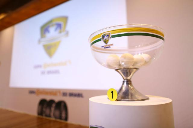 Sorteio define Grêmio x Fluminense e Inter x Palmeiras nas oitavas da Copa do Brasil CBF / Divulgação/Divulgação