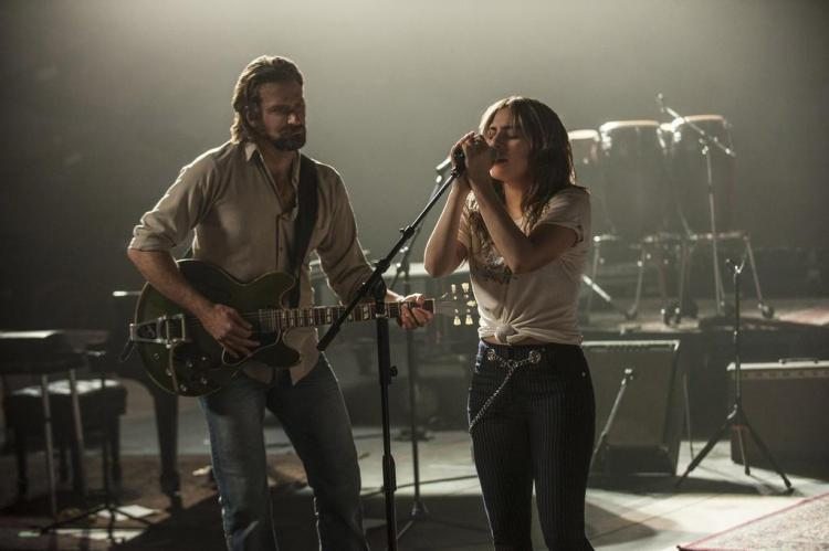 """Estrelado por Bradley Cooper e Lady Gaga, remake de """"A Star is Born"""" começa a ser gravado Warner Bros. Pictures/Divulgação"""