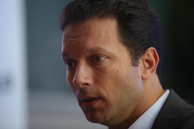 """""""Todas as metas são factíveis"""", afirma Marchezan sobre programa com 58 objetivos Tadeu Vilani/Agencia RBS"""