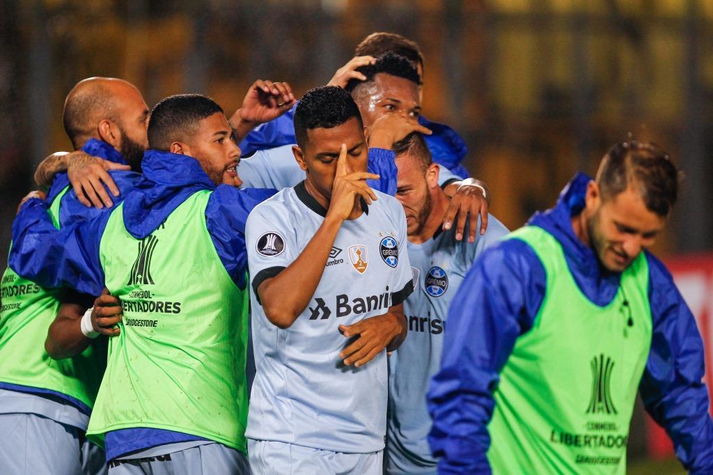 Cléber Grabauska: objetivo alcançado pelo Grêmio na Libertadores