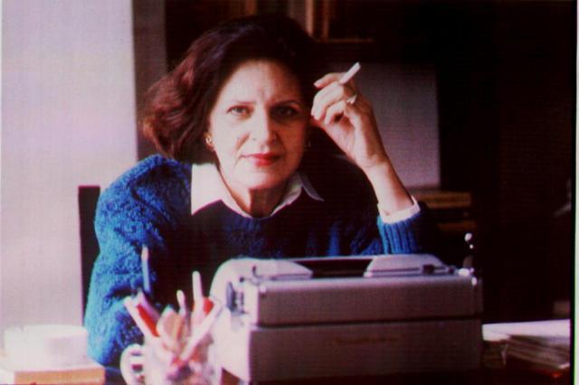 TV Cultura exibe documentário que retrata a vida e a obra da escritora brasileira Lygia Fagundes Telles Ver Descrição/Ver Descrição