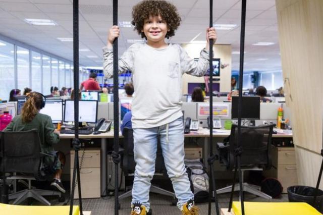 """Youtuber de sete anos terá personagem em """"Vai Que Cola"""" Fabiano Leone/Multishow,divulgação"""