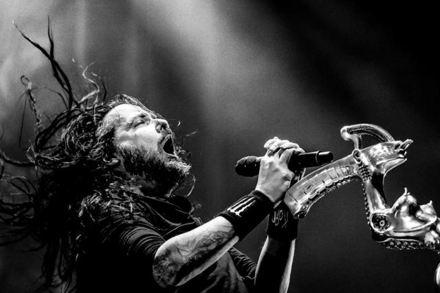 Veteranos do nu metal, Korn se apresenta neste domingo no Pepsi On Stage Facebook/Korn/Divulgação