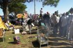 A tradição gaúcha de acompanhar o automobilismo com acampamentos e churrasco