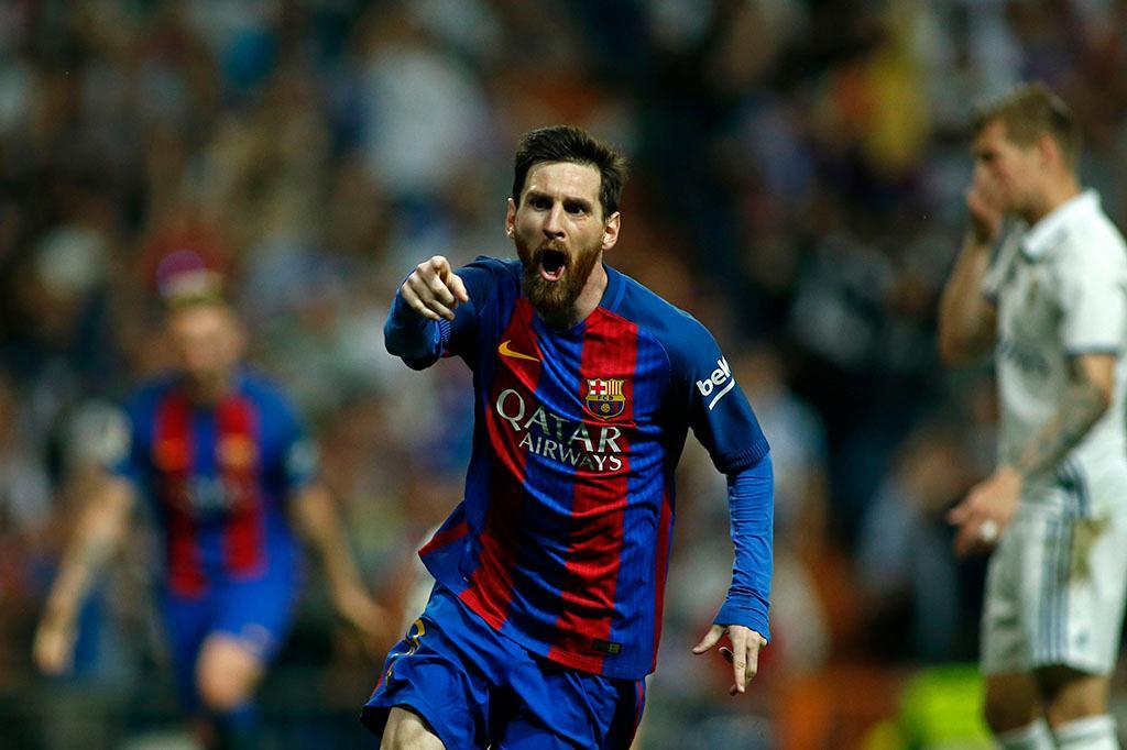 Barcelona manifesta apoio a Messi após condenação por fraude fiscal