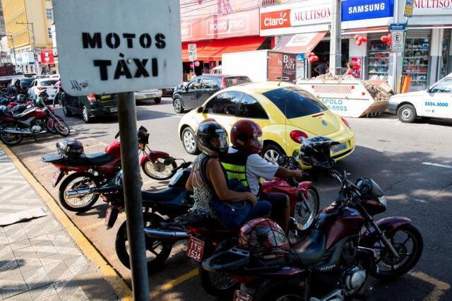 EPTC deve decidir se regulamentará serviço de mototáxi em Porto Alegre em até 30 dias Anderson Fetter/Agencia RBS