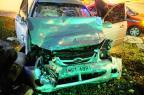 Criminoso em carro roubado bate em três veículos e deixa um ferido no bairro Moinhos de Vento Ronaldo Bernardi/Agência RBS/