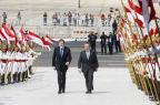 Temer e primeiro-ministro da Espanha iniciam reunião no Palácio do Planalto Beto Barata/Presidência da República/Divulgação