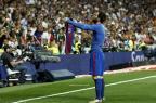 Atuação de Messi pressiona Barça por renovação de contrato OSCAR DEL POZO/AFP