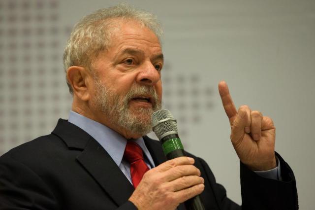 """Lula quer """"transmissão ao vivo"""" de seu depoimento a Moro Lula Marques/Agência PT"""