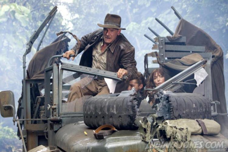 """Novos filmes de """"Star Wars"""" e """"Indiana Jones"""" ganham data de estreia Divulgação/Agencia RBS"""