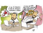Iotti: tapa no focinho Iotti/Agencia RBS