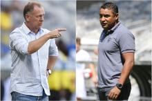 Roger Machado deixa a assinatura no Atlético-MG e em Minas Gerais Montagem sobre fotos BDZH/