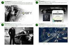 """Uber e Cabify estudam """"medidas jurídicas"""" contra RadarBlitzPOA Reproduções/Twitter"""